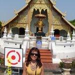 La Entrada al Templo