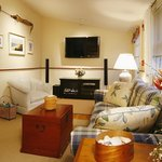 "Nantucket Suite Sitting Room with 47"" HDTV"