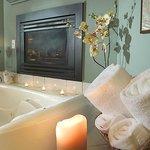 Jacuzzi Fireplace