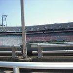 Sides Sanford Stadium