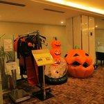 Lobby Halloween 2012