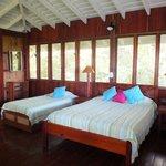 Roomy, Clean Cabin