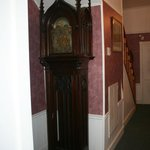Gothic Hall Clock -with Chimes