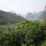Views Towards Yangshuo