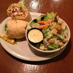 The Crunchy BBQ Wrap has been a favorite since it debuted on our menu a few years ago!