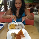 Lechon with Yellow Rice- Yummy