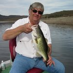 Dad with Bass