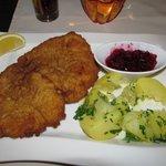 dinner schnitzel