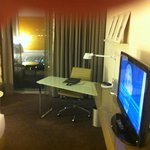 Executive Lounge på 12 sal