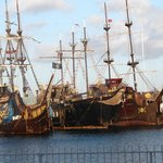 The Pirate Ships