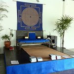 One of the many Yoga halls in Agama Yoga