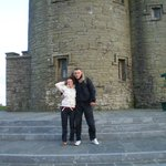 castle/cliffs of Moher