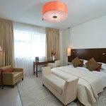 2 Bedroom Deluxe Suite  غرفت نوم ديلاكسا سويت