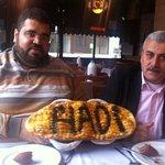 في مطعم المدينة باسطنبول