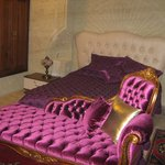 The Sultan Cave Room