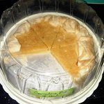 Mold growth visible on Semolina Pastry