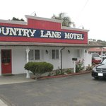 Country Lane Motel Foto