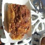 crunchy cinnamon roll