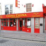 'China China' in Preston Street,Brighton.