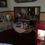 12_B&B Latomare_2 vista sala colazione e soggiorno