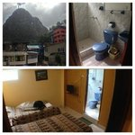 Room 201. Feb 2003. Hostal Pakarina