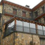 Hotel y terracita