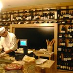 Restaurante 4o piso: Cheese and Wine!!!