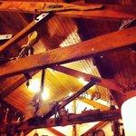 Great rustic interior