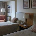 habitación classic - sin vista al lago. Luminosa y colchones confortables