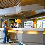 Rezeption relexa hotel Braunlage