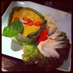 Quirky and delicious thai curry