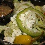 House Salad with Feta