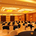 THE VERY ELEGANT AND BEAUTIFUL BANQUET HALL
