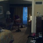 Looking into Room