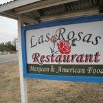 Las Rosas Mexican & American Restaurant