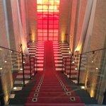 entrée de l hotel