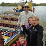 Dave, Boat ride Guide