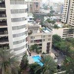 A view of Bangkok !