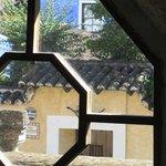 El hotel vista desde el Convento de las Capuchinas