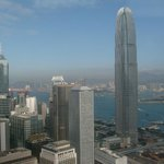View from Bank of China Tower