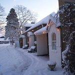 A Beautiful Snowy Morning