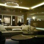 lobby/hall reception area