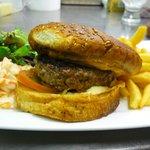 Le fameux Hamburger