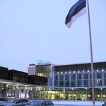 Otel Ulemiste. Tallinn.