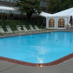 Wyndham Garden Exton outdoor pool