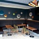 ReykjavikDowntownHostel.Lounge.Breakfast.Café.