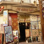 *Enter your Aladdin's Hole: full of mysteries and treasures. The Suq, Luxor, E