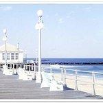 The Avon by the sea boardwalk