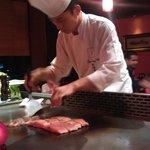 Tappenyaki Chef