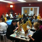 The tree of life painting party